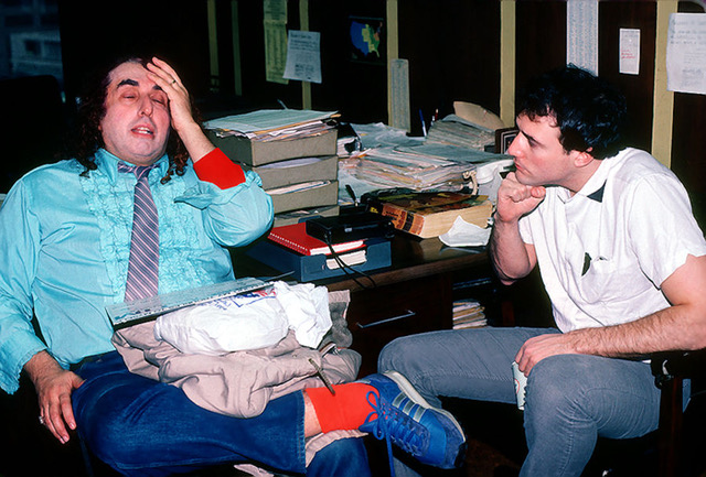 Josh Alan Friedman interviews TIny TIm