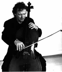 Jack Bruce with cello on his mind