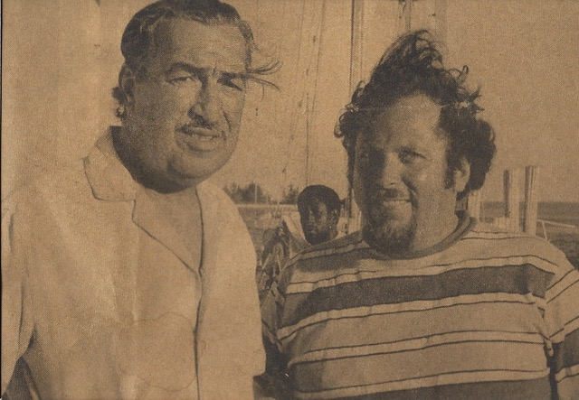 AL GOLDSTEIN AND ADAM CLAYTON POWELL