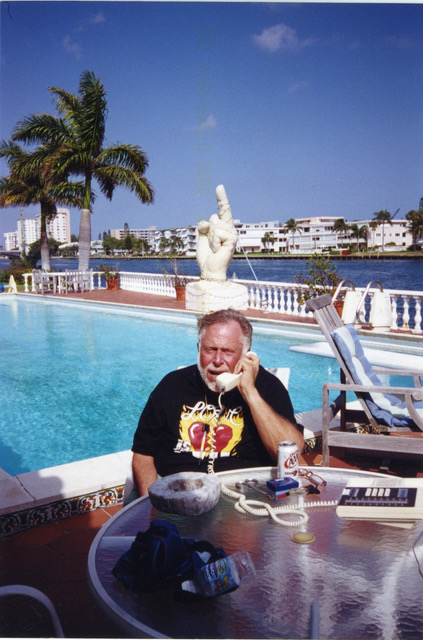 Tales of... podcast, Al Goldstein's home in Pompano Beach