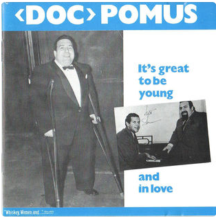 Doc Pomus and Mort Shuman at the Brill Building